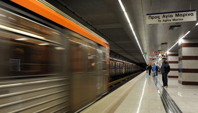 Κλειστό Μετρό λόγω απεργίας