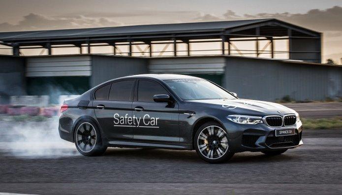 BMW M Driving Experience Αυτοκινητοδρόμιο Μεγάρων