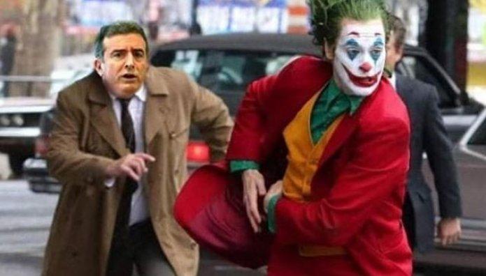 Χρυσοχοΐδης και Joker