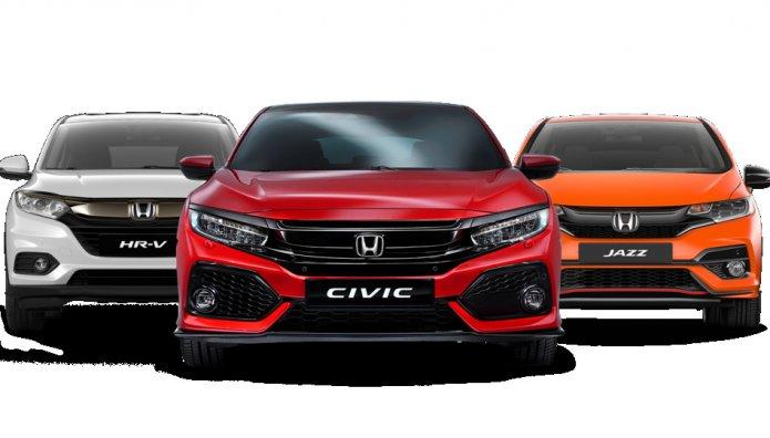 Honda Εκπτώσεις