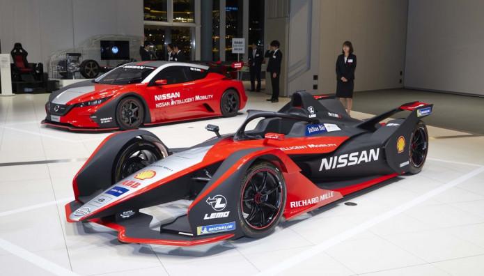 Nissan Formula E  Nissan LEAF NISMO RC