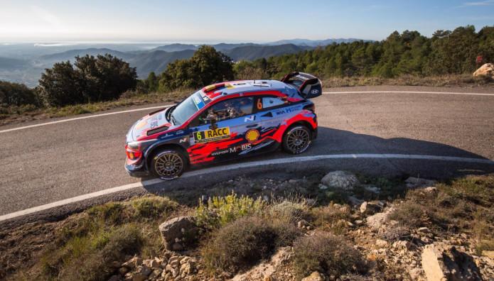 Hyundai Motorsport Rally de España