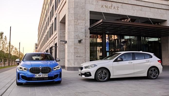 BMW Σειρά 1 Εξοπλισμός Τιμές Εκδόσεις