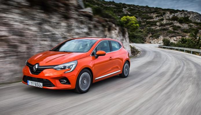 Renault CLIO test Automotivo