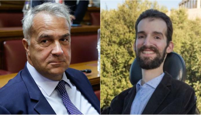 Βορίδης και Κυμπουρόπουλος