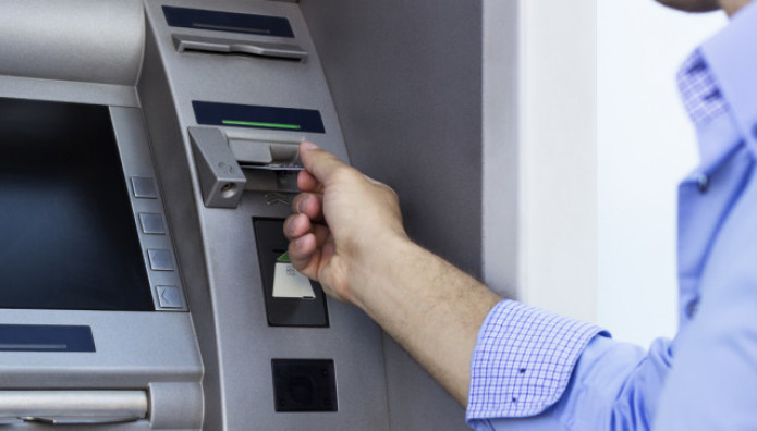 ATM τραπεζας