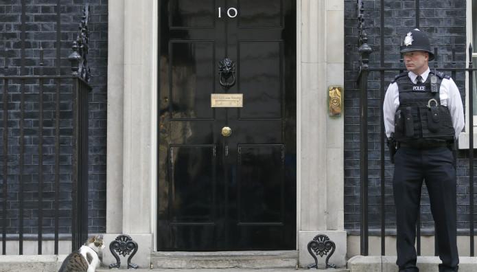Η πρωθυπουργική κατοικία της Βρετανίας