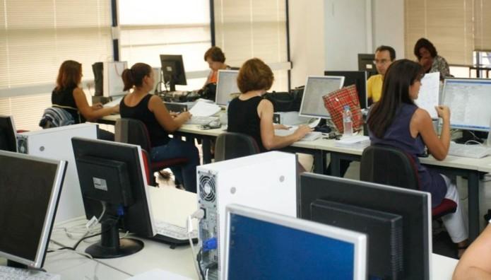 Εργαζόμενοι σε γραφεία