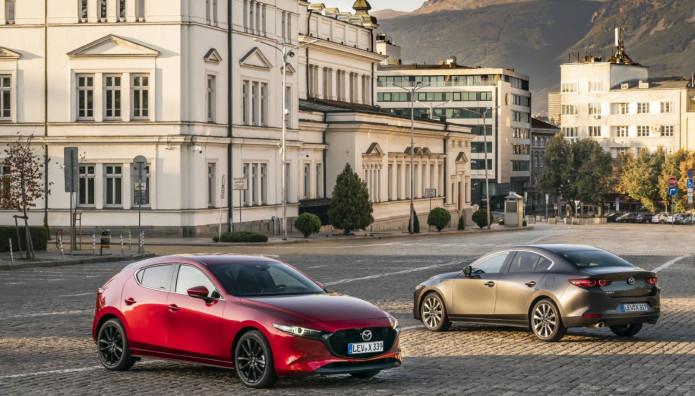 Mazda ΄΄Έκθεση Αυτοκίνηση 2019