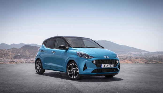 Hyundai μοντέλα έκθεση Αυτοκίνηση 2019