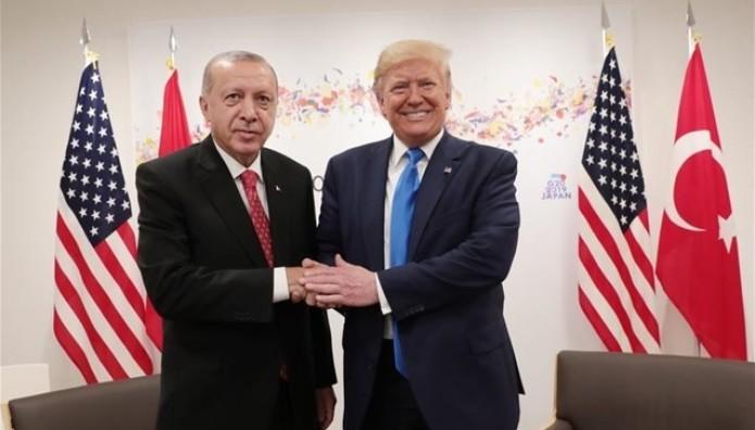 Τραμπ και Ερντογαν