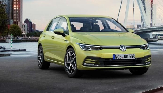 Νέο VW Golf Πρεμιέρα Αυτοκίνηση