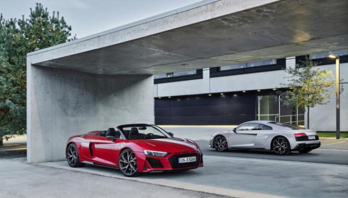 Audi R8 V10 RWD Επιδόσεις Τιμή
