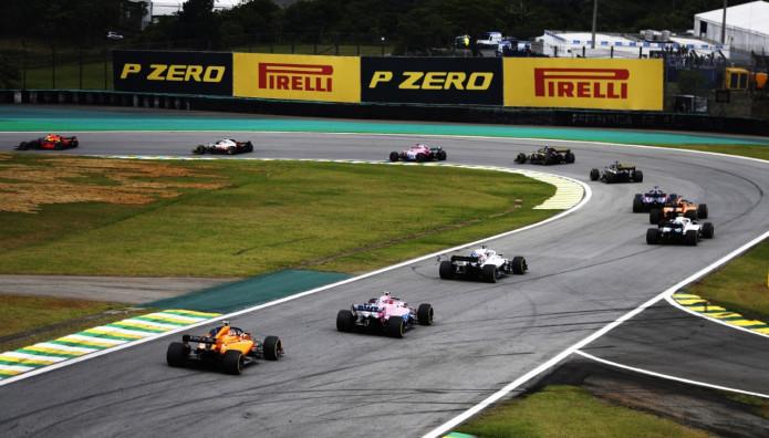 Pirelli  Βραζιλιάνικο Grand Prrix