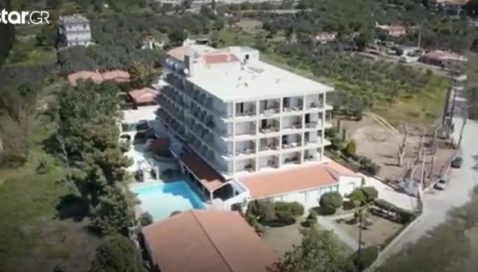 Ξενοδοχεία με πισίνα για μετανάστες