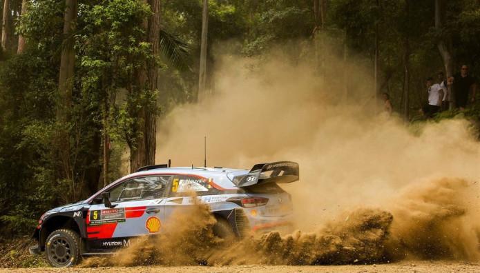 Hyundai Παγκόσμια πρωταθλήτρια WRC 2019