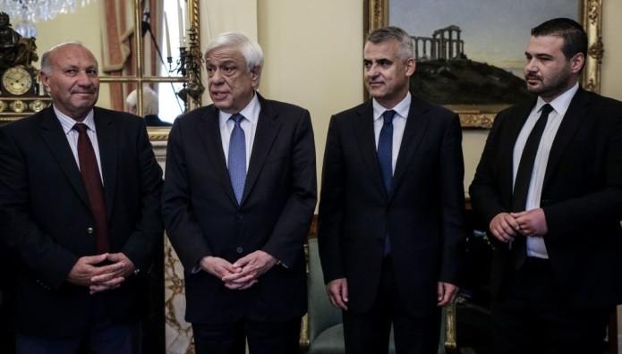 Προκόπης Παυλόπουλος με Βορειοηπειρώτες