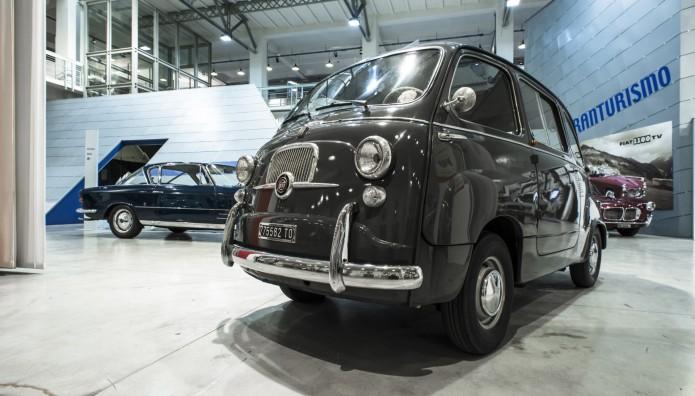 Fiat 600 MultiplaΙστορία