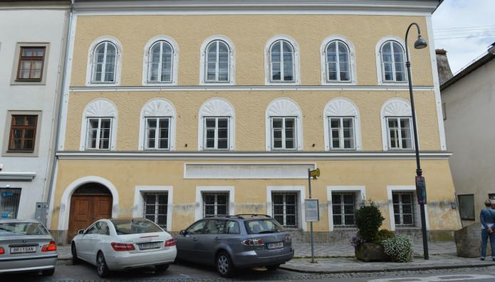 Το σπίτι του Χίτλερ στην Αυστρία