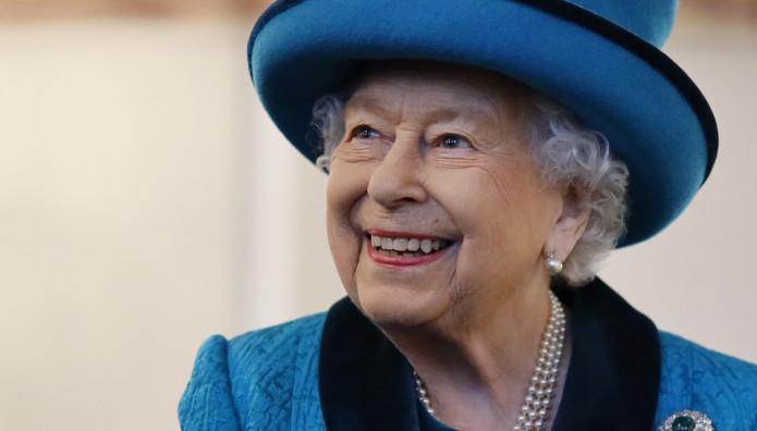 βασίλισσα Ελισάβετ Βρετανία