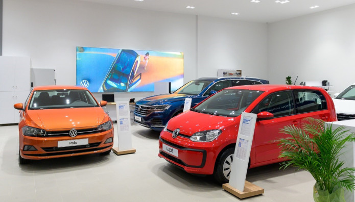VW αντιπροσωπεία Βύρωνας Αφοι Φιλοσίδη