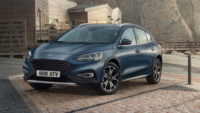 Ford Focus πωλήσεις