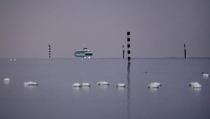 κρουαζιέρα στη λίμνη της Κωνσταντίας