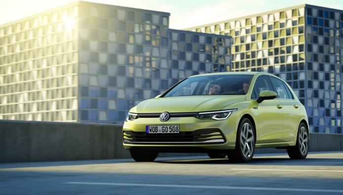 VW  Golf Πρόγραμμα Συντήρησης  Service