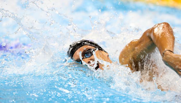 Ο Ανδρέας Βαζαίος στους Ολυμπιακούς Αγώνες του Ρίο