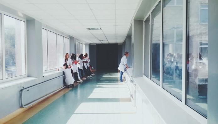 Αίθουσα νοσοκομείου