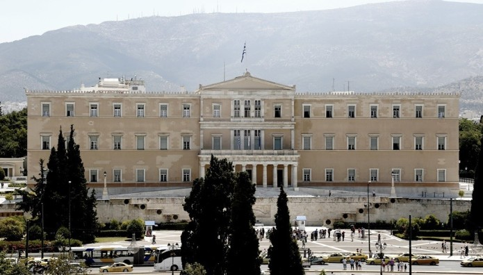 Βουλή κτίριο