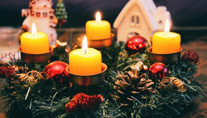Χριστούγεννα με τον αγαπημένο