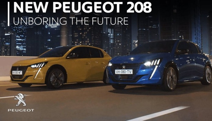 PEUGEOT OPEN WEEKEND Peugeot 208