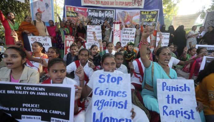 Γυναίκες κατά του βιασμού