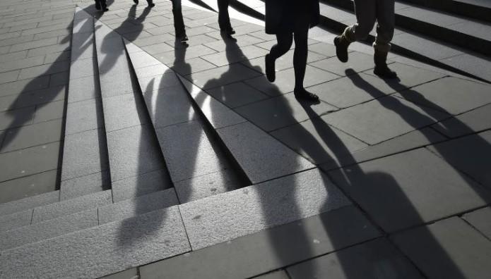 Σκιές σε σκάλες