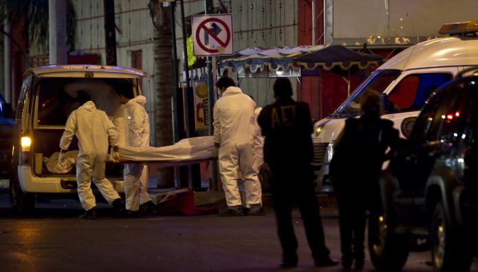 δολοφονίες στο Μεξικό