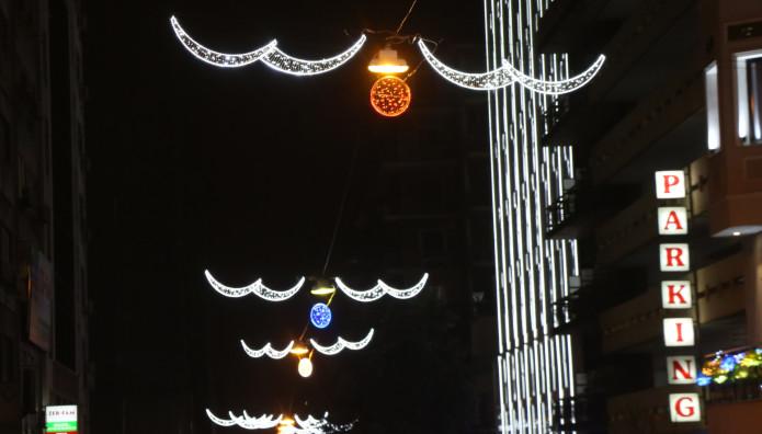 φωτάκια για τα Χριστούγεννα