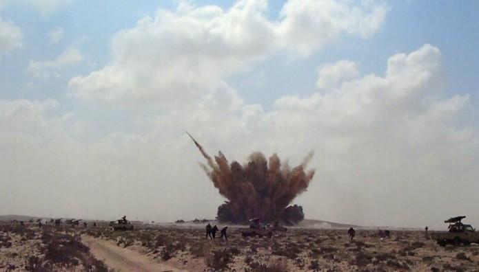 Λιβύη μάχη