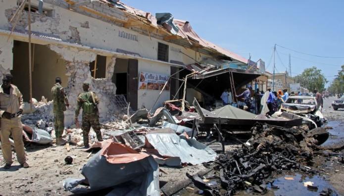έκρηξη Σομαλία