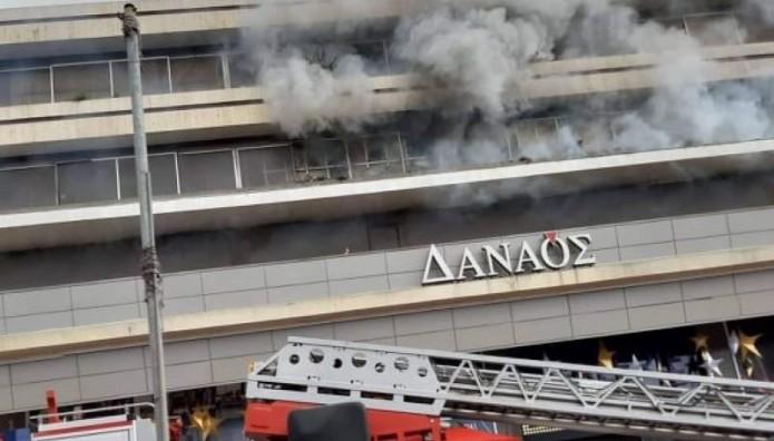 φωτιά Δαναός Χολαργός πυροσβεστικά