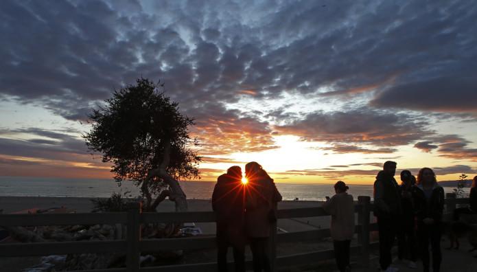 ουρανός Νότιας Καλιφόρνιας