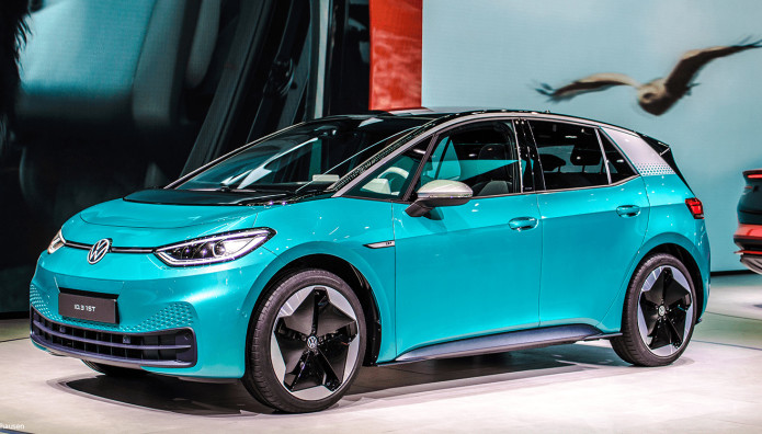VW νέα μοντέλα
