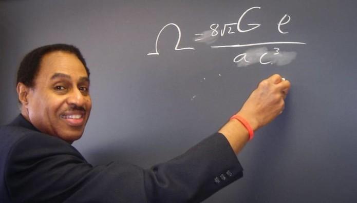 Ο αστροφυσικός Ρον Μάλετ