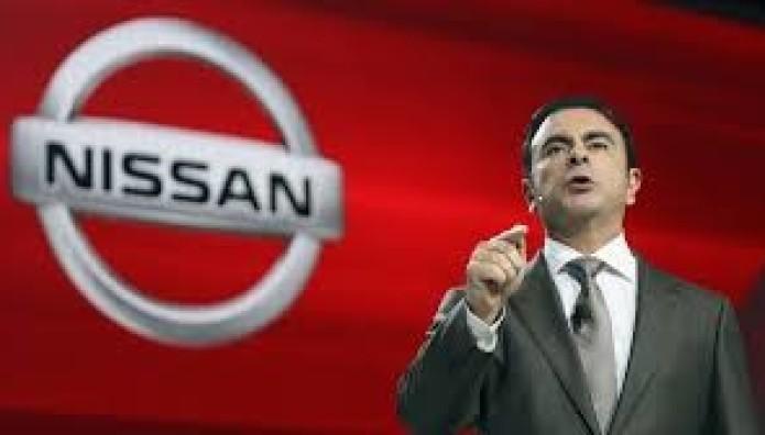 Nissan Ανακοίνωση Πρόεδρος Carlos Ghosn