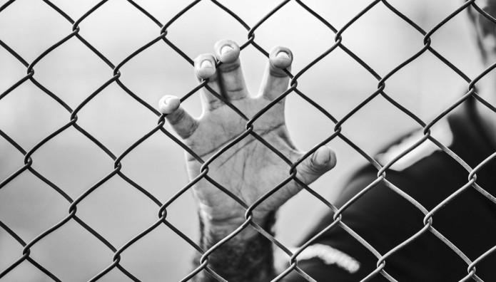 κάγκελα φυλακής