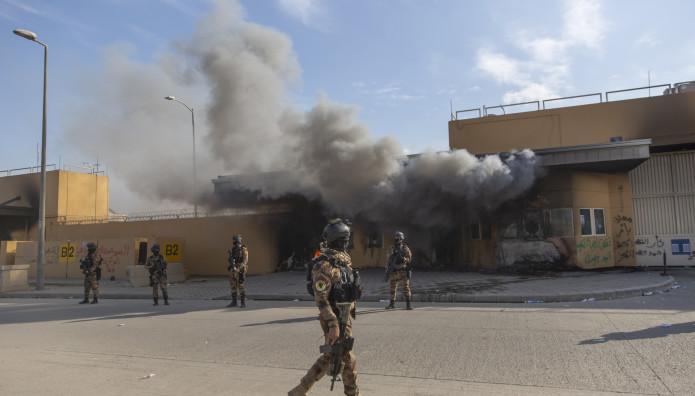 Ιρακινή στρατιωτική βάση