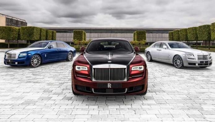 Rolls-Royce πωλήσεις ρεκόρ
