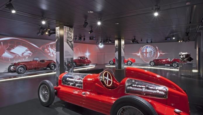 Alfa Romeo Alfa Romeo Documentation Centre  μουσείο