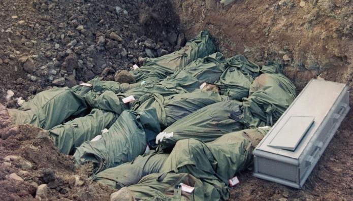ομαδικός τάφος