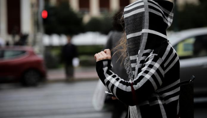 κρύο στην Αθήνα